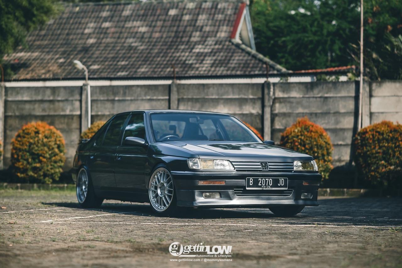 Slammed '93 Peugeot 605 SRi - N'écoute jamais les autres ! 44