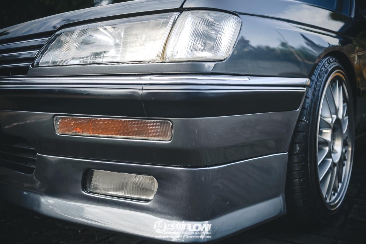 Slammed '93 Peugeot 605 SRi - N'écoute jamais les autres ! 46