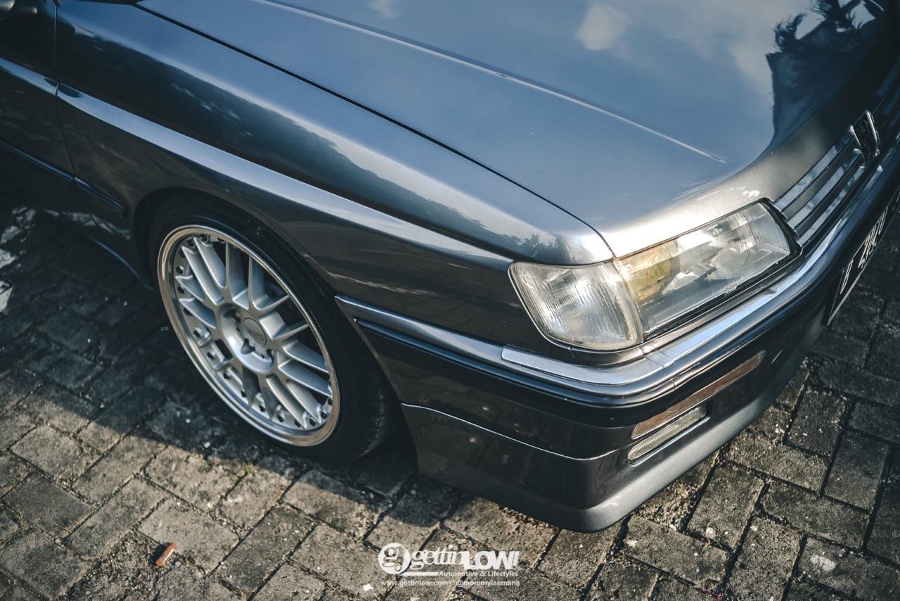 Slammed '93 Peugeot 605 SRi - N'écoute jamais les autres ! 37