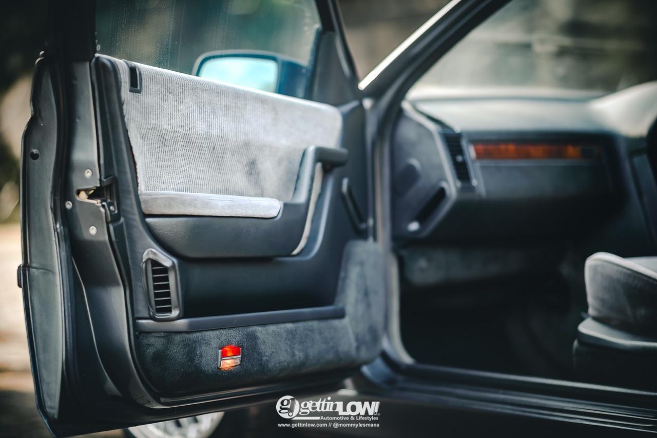Slammed '93 Peugeot 605 SRi - N'écoute jamais les autres ! 50