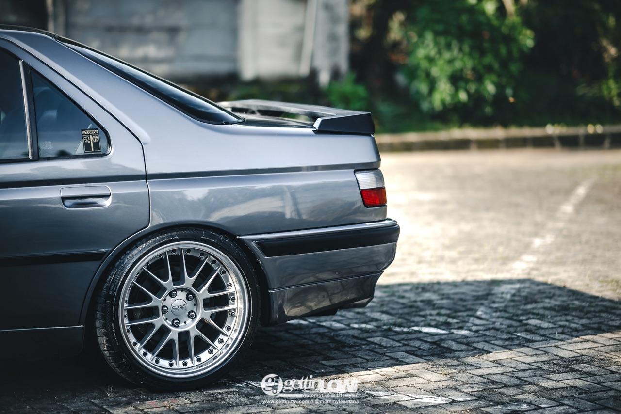 Slammed '93 Peugeot 605 SRi - N'écoute jamais les autres ! 43
