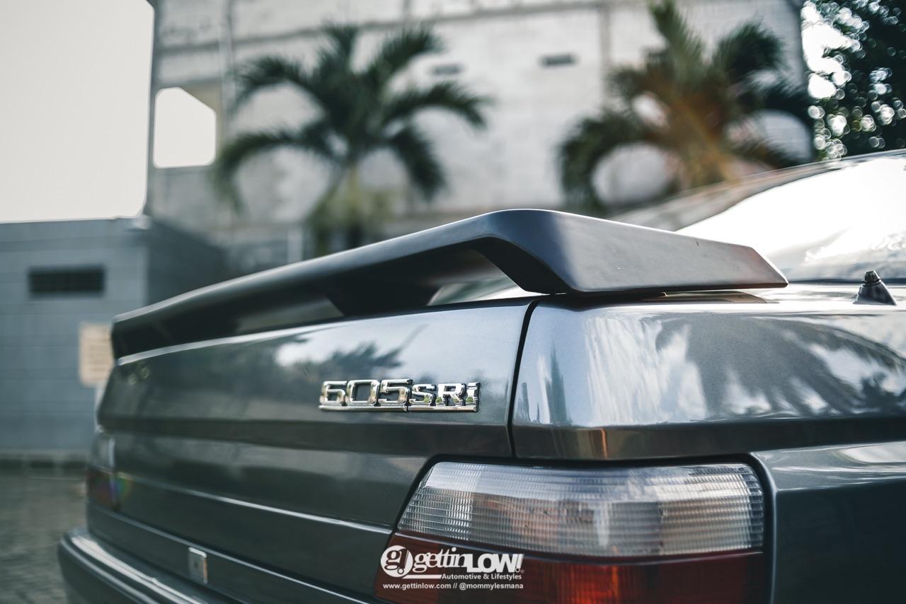 Slammed '93 Peugeot 605 SRi - N'écoute jamais les autres ! 42