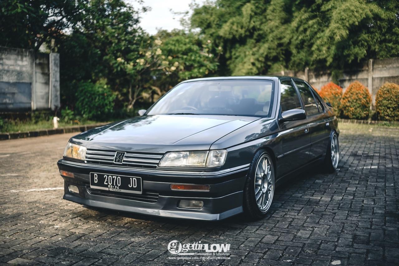Slammed '93 Peugeot 605 SRi - N'écoute jamais les autres ! 39