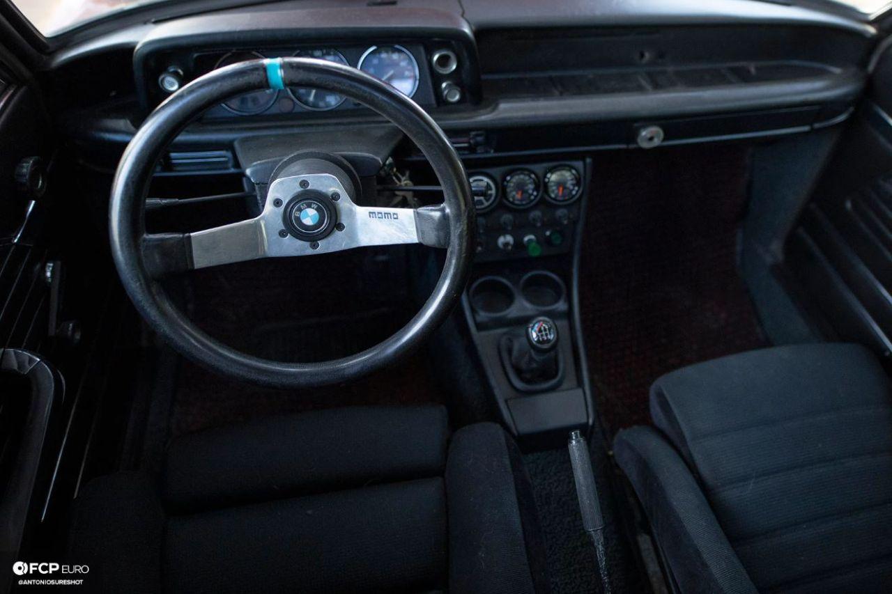 '71 BMW 2002 Tii Touring en S14... Oulàààààà ! 25