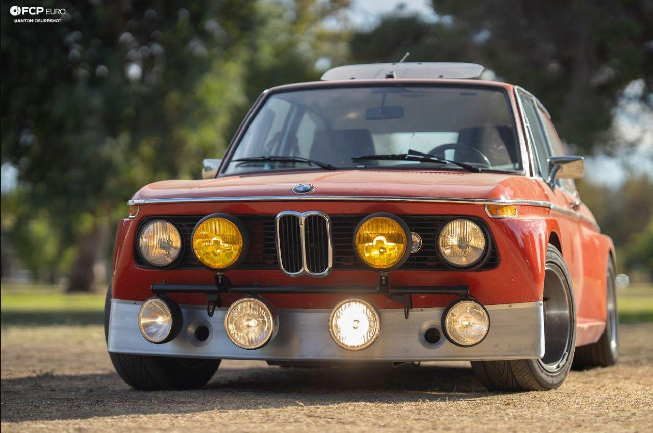 '71 BMW 2002 Tii Touring en S14... Oulàààààà ! 24