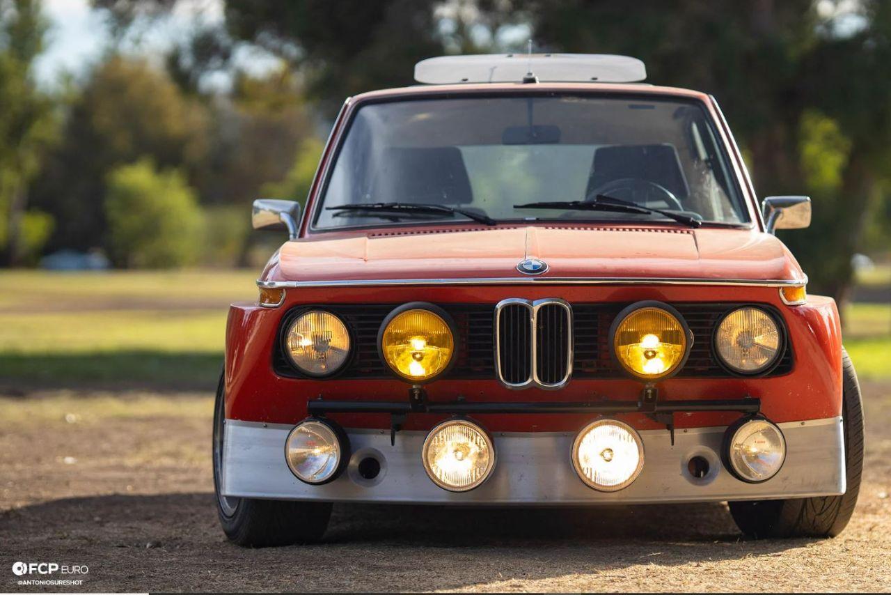 '71 BMW 2002 Tii Touring en S14... Oulàààààà ! 27