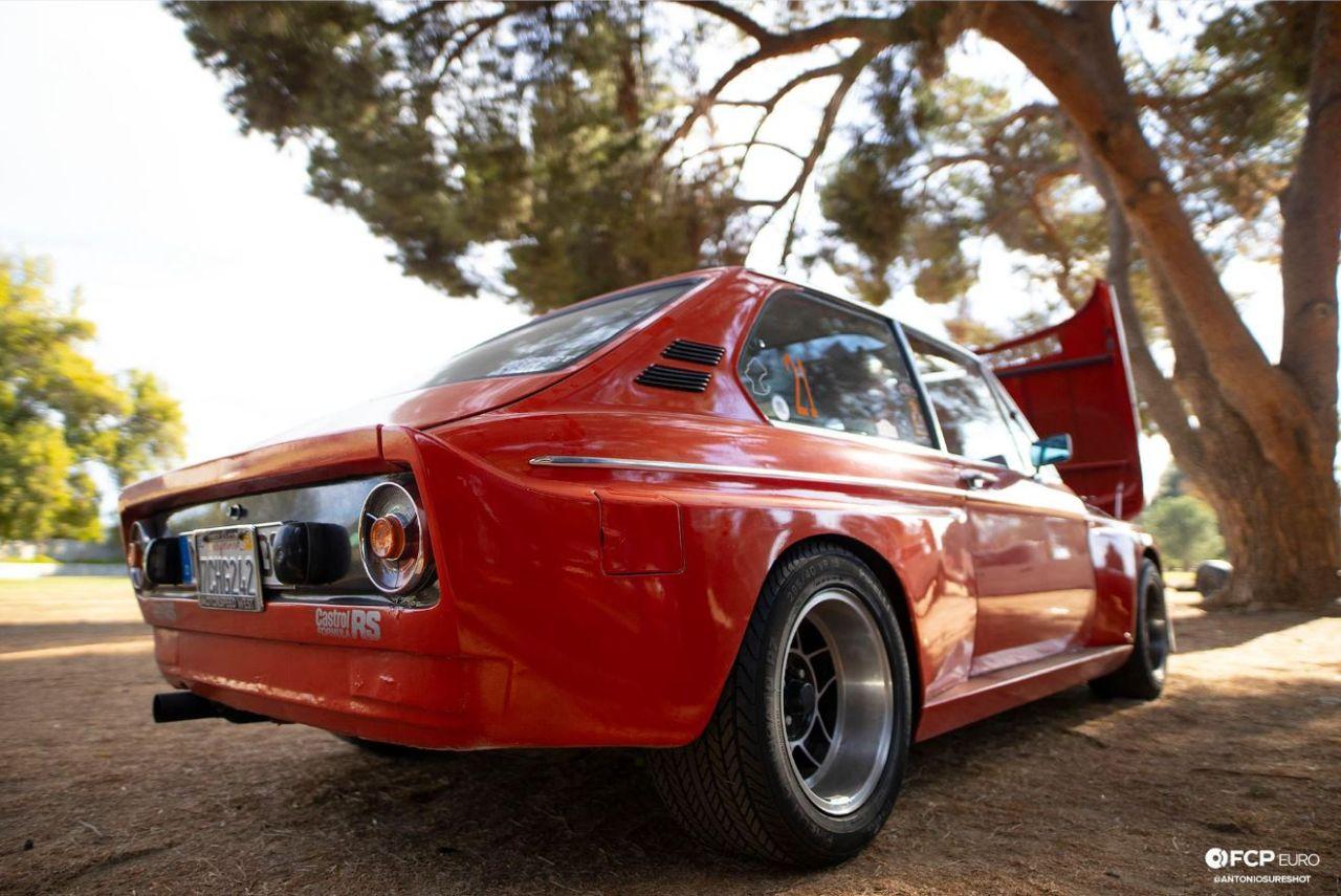 '71 BMW 2002 Tii Touring en S14... Oulàààààà ! 19
