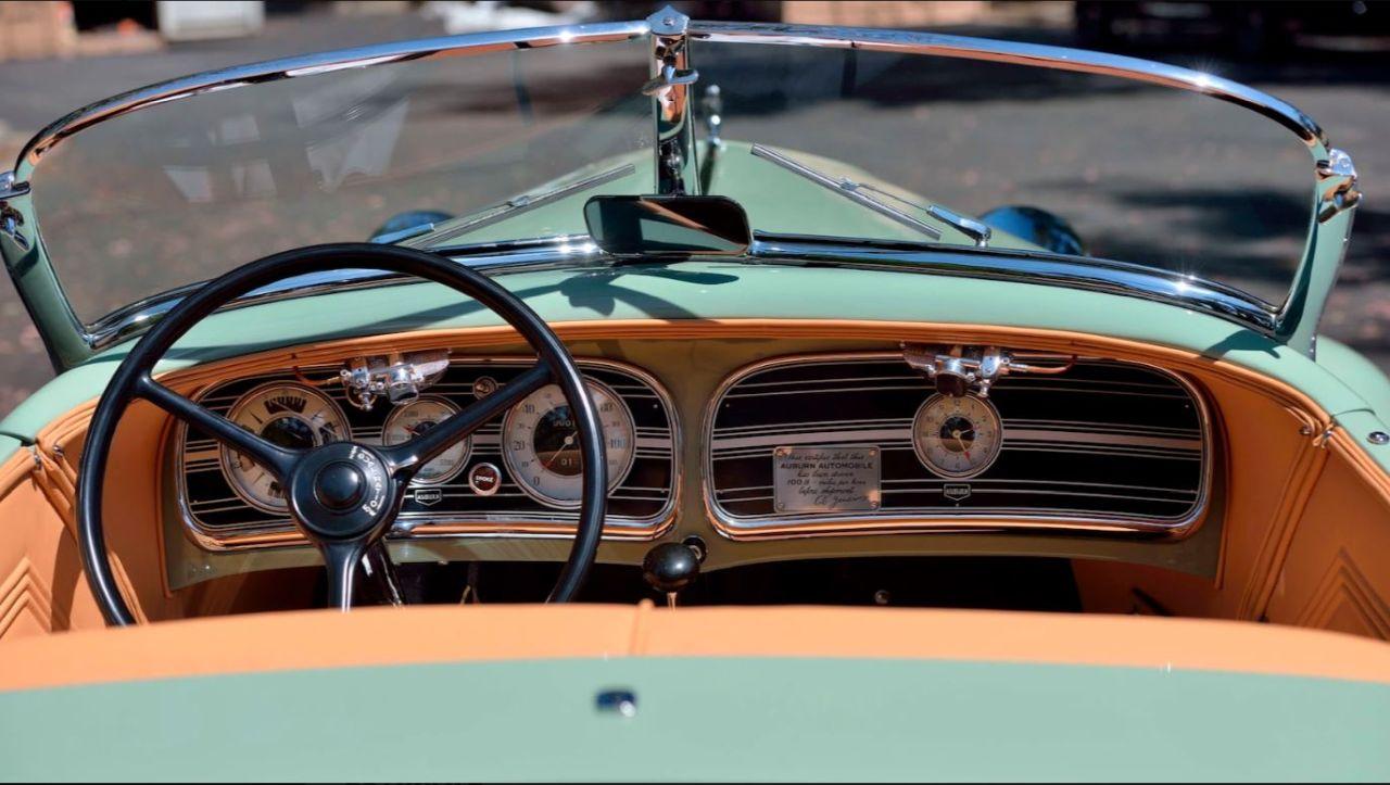 Auburn 851 SC Boattail Speedster de 1935 - Avec un nom pareil... 2