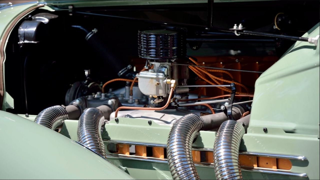 Auburn 851 SC Boattail Speedster de 1935 - Avec un nom pareil... 4