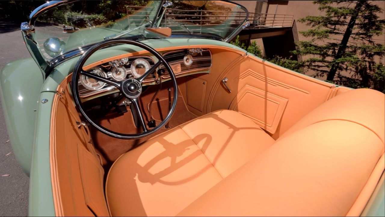 Auburn 851 SC Boattail Speedster de 1935 - Avec un nom pareil... 6