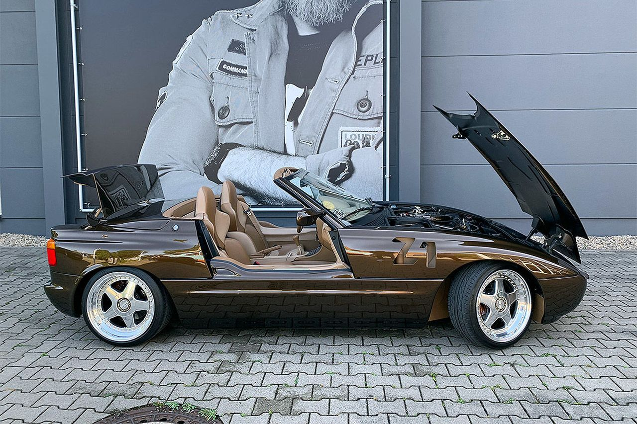 BMW Z1 - Plus cool, tu meurs ! 1