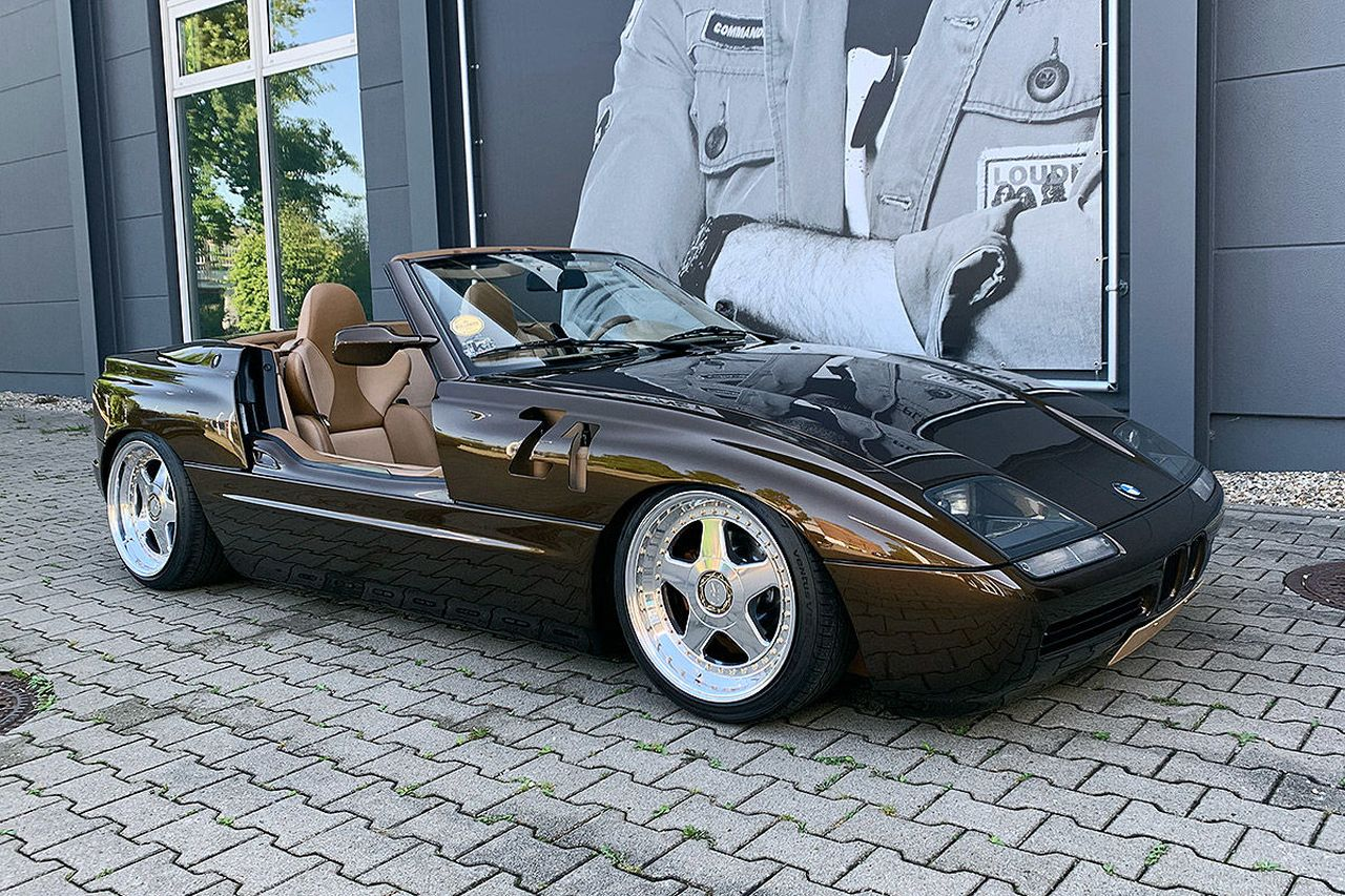 BMW Z1 - Plus cool, tu meurs ! 4