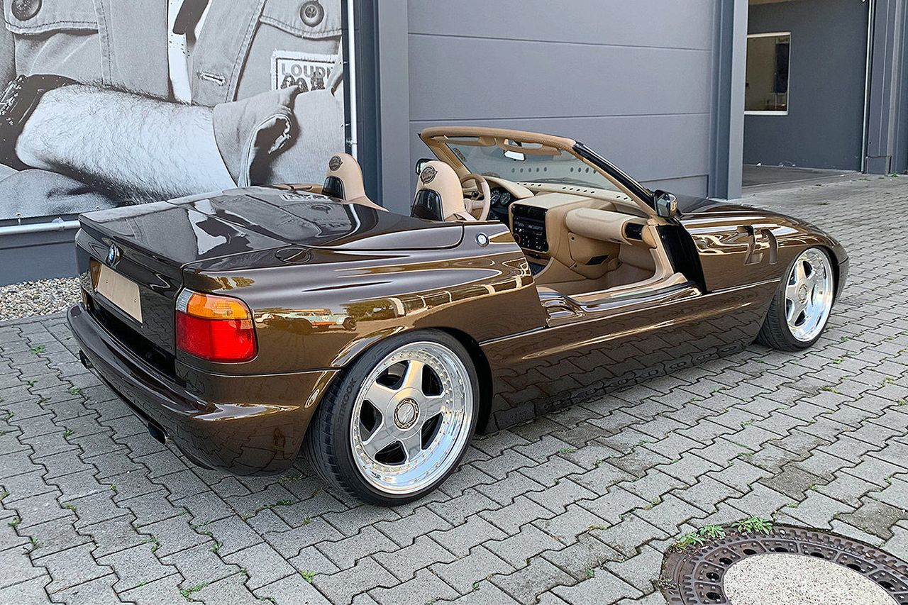 BMW Z1 - Plus cool, tu meurs ! 5