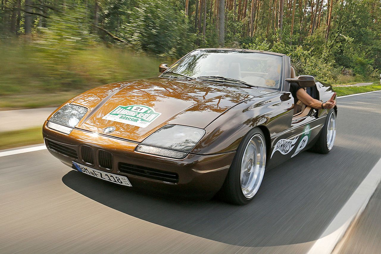 BMW Z1 - Plus cool, tu meurs ! 3