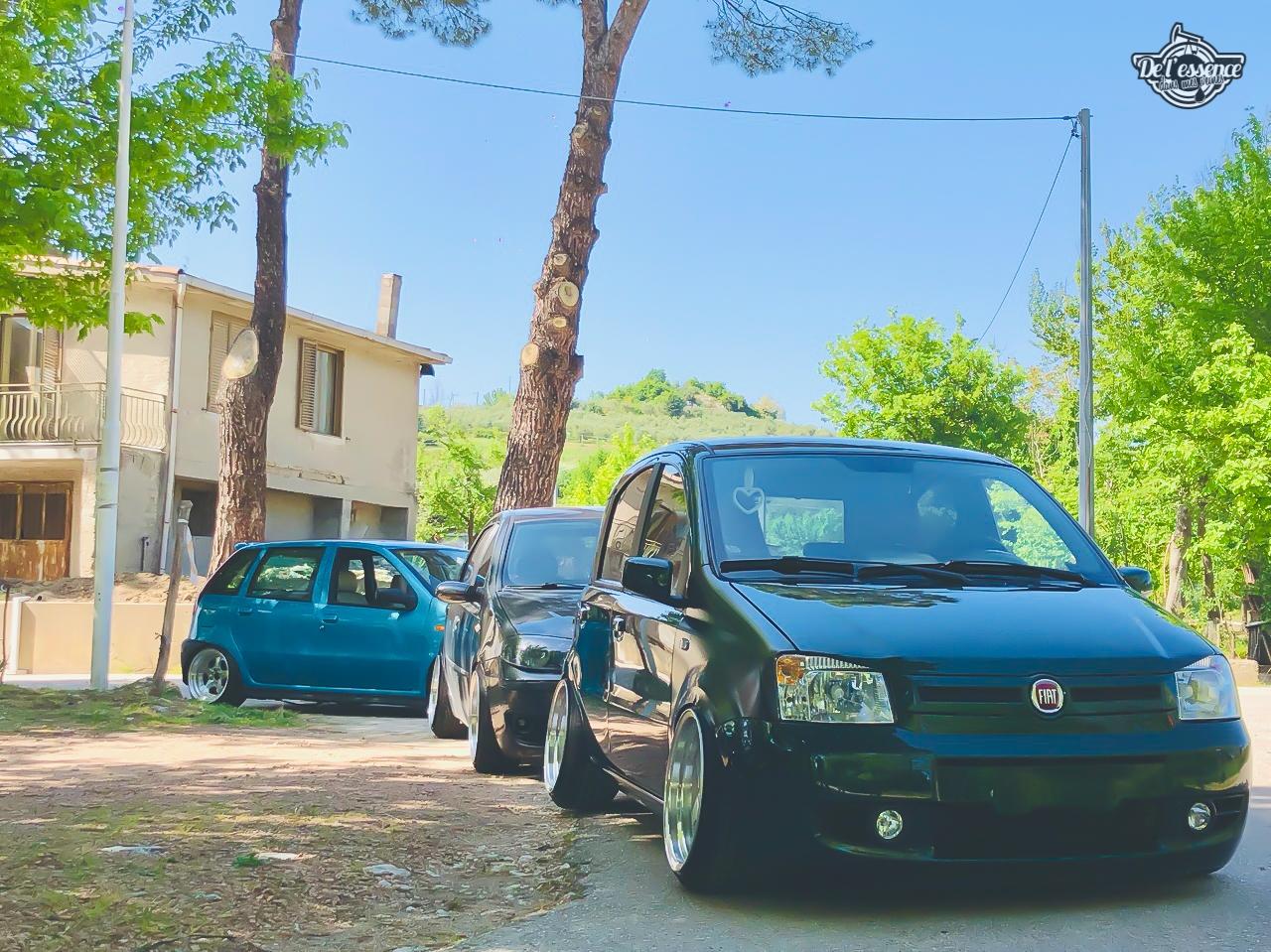 #Stance Discount - Buccaccio Gang #1 - Fiat Panda 14