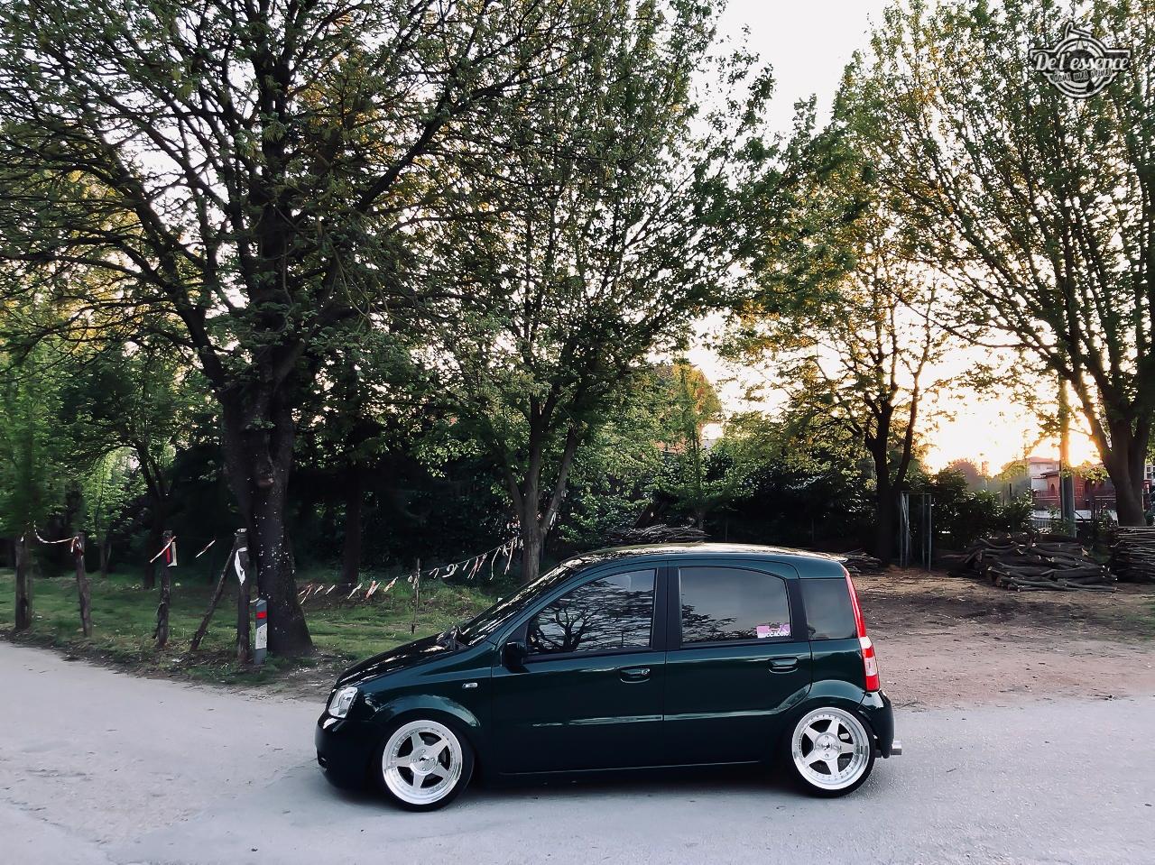 #Stance Discount - Buccaccio Gang #1 - Fiat Panda 6