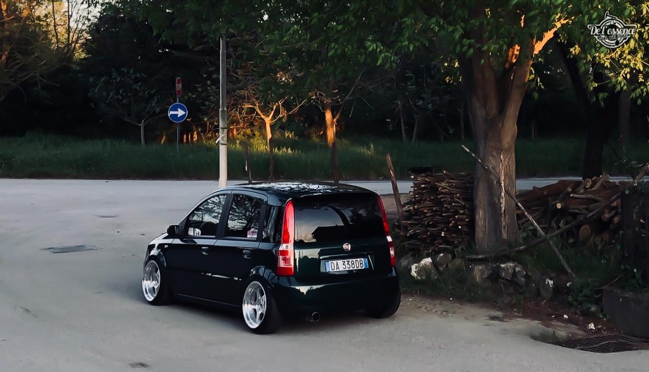 #Stance Discount - Buccaccio Gang #1 - Fiat Panda 7
