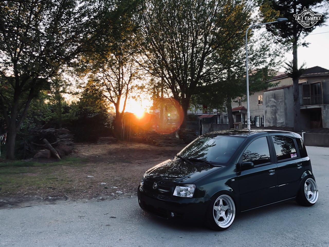 #Stance Discount - Buccaccio Gang #1 - Fiat Panda 8