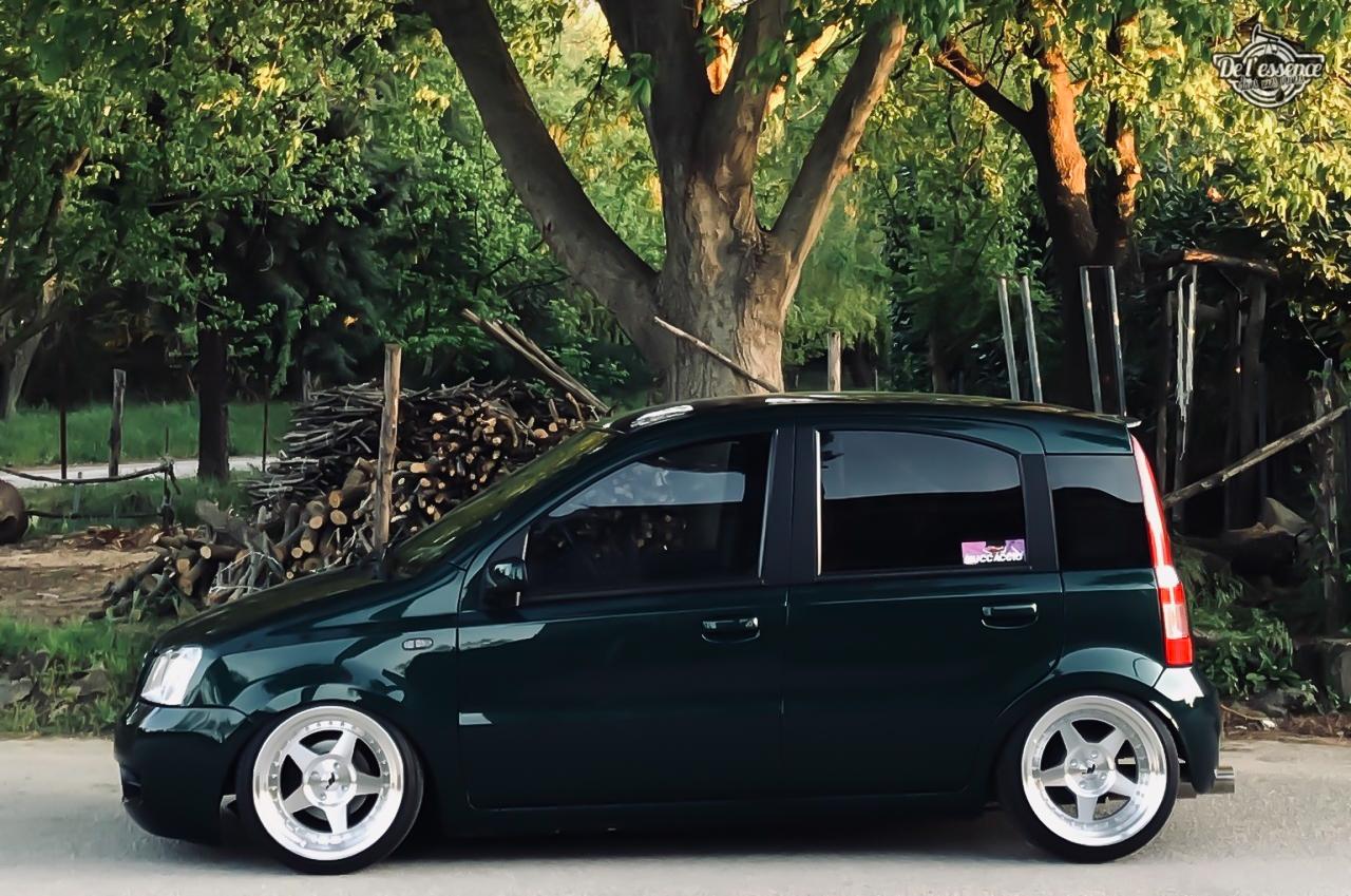 #Stance Discount - Buccaccio Gang #1 - Fiat Panda 13