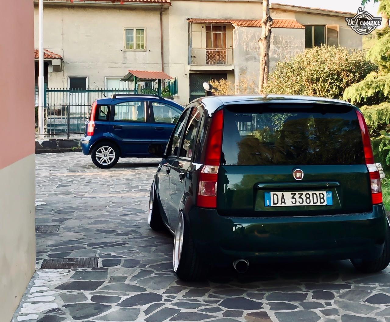 #Stance Discount - Buccaccio Gang #1 - Fiat Panda 10