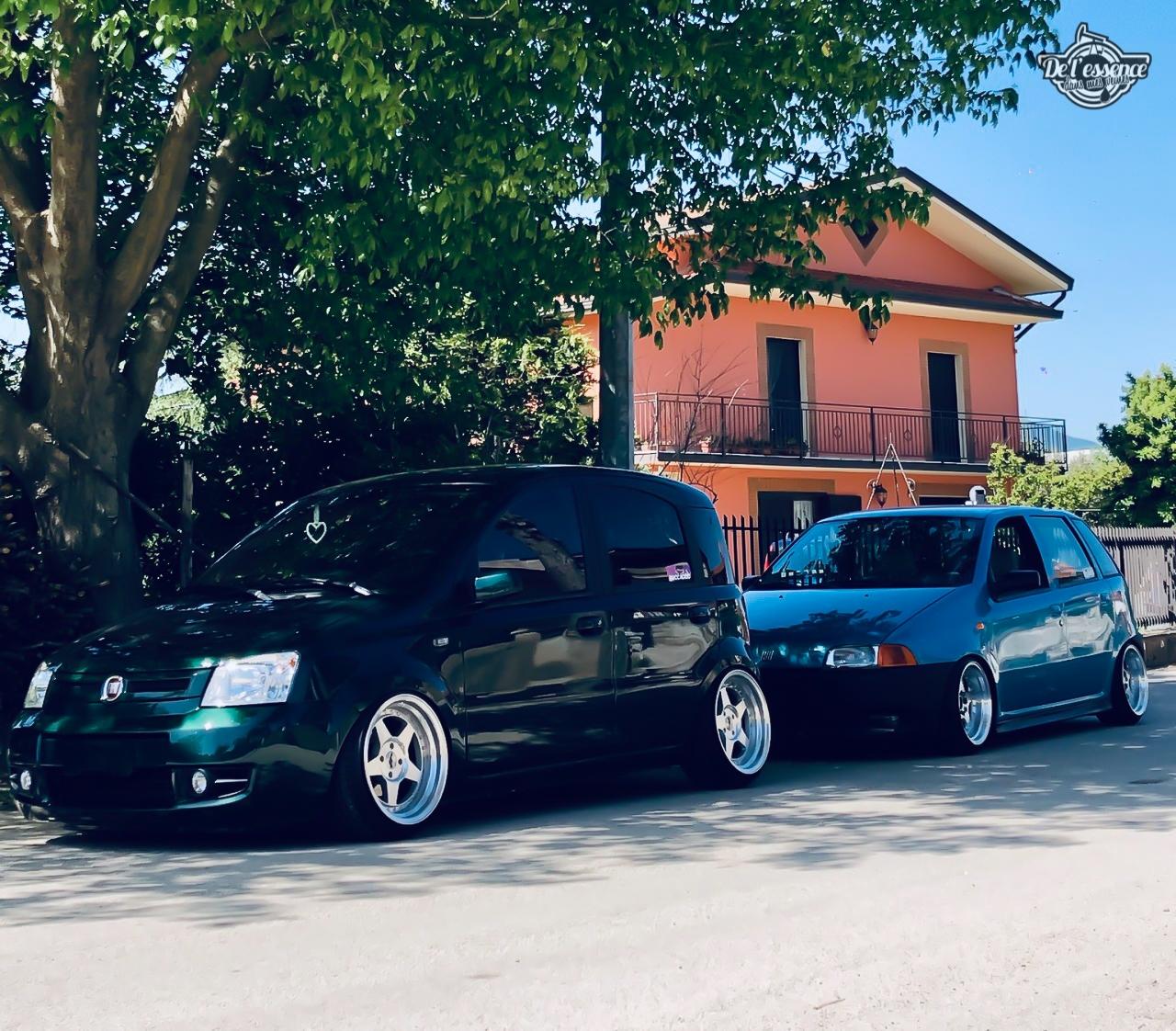 #Stance Discount - Buccaccio Gang #1 - Fiat Panda 2