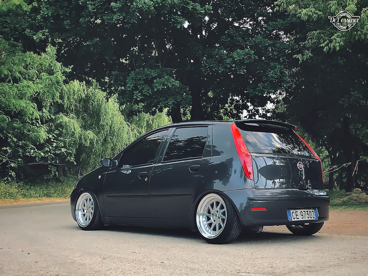 #Stance Discount - Buccaccio Gang #2 - Fiat Punto II 2