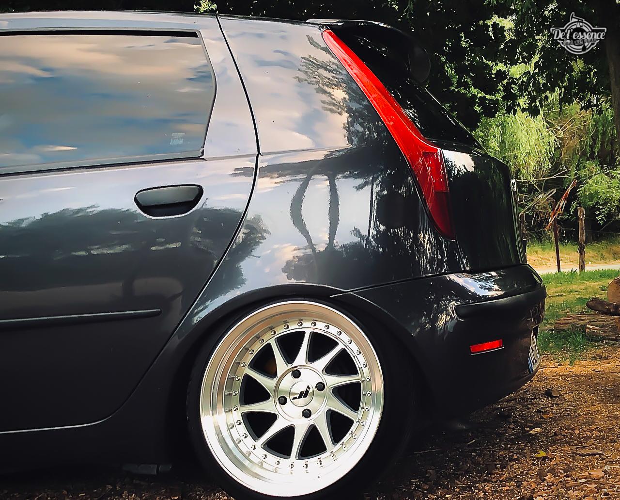 #Stance Discount - Buccaccio Gang #2 - Fiat Punto II 7