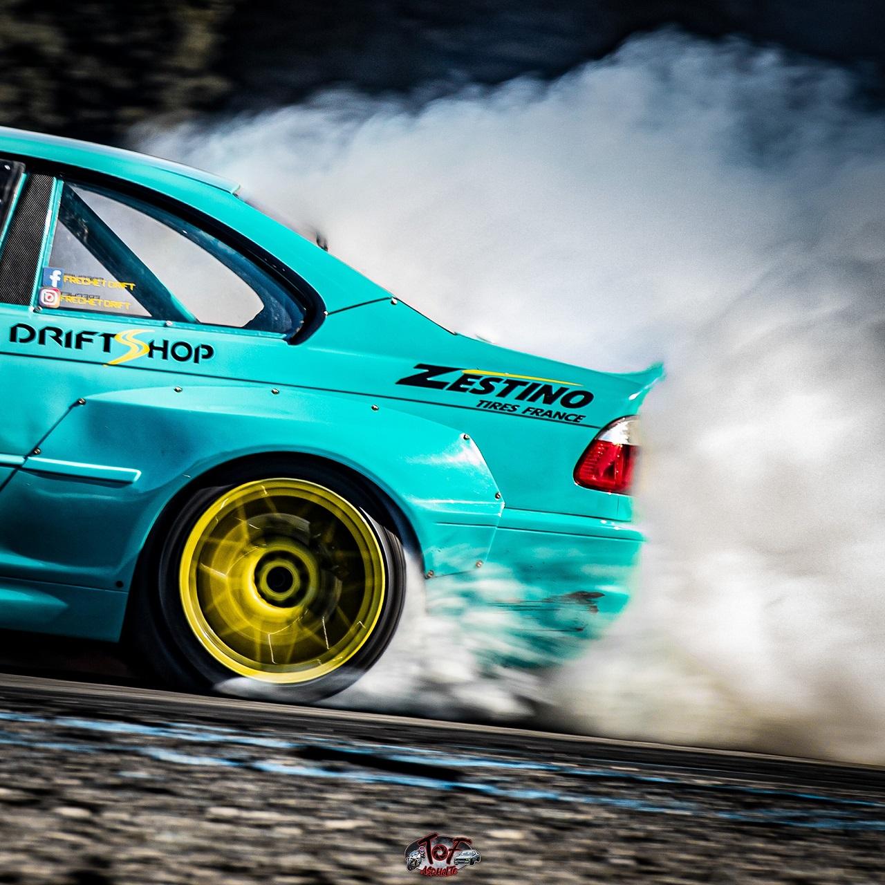 #Drifteur : Damien Frechet et son M3 ! 30