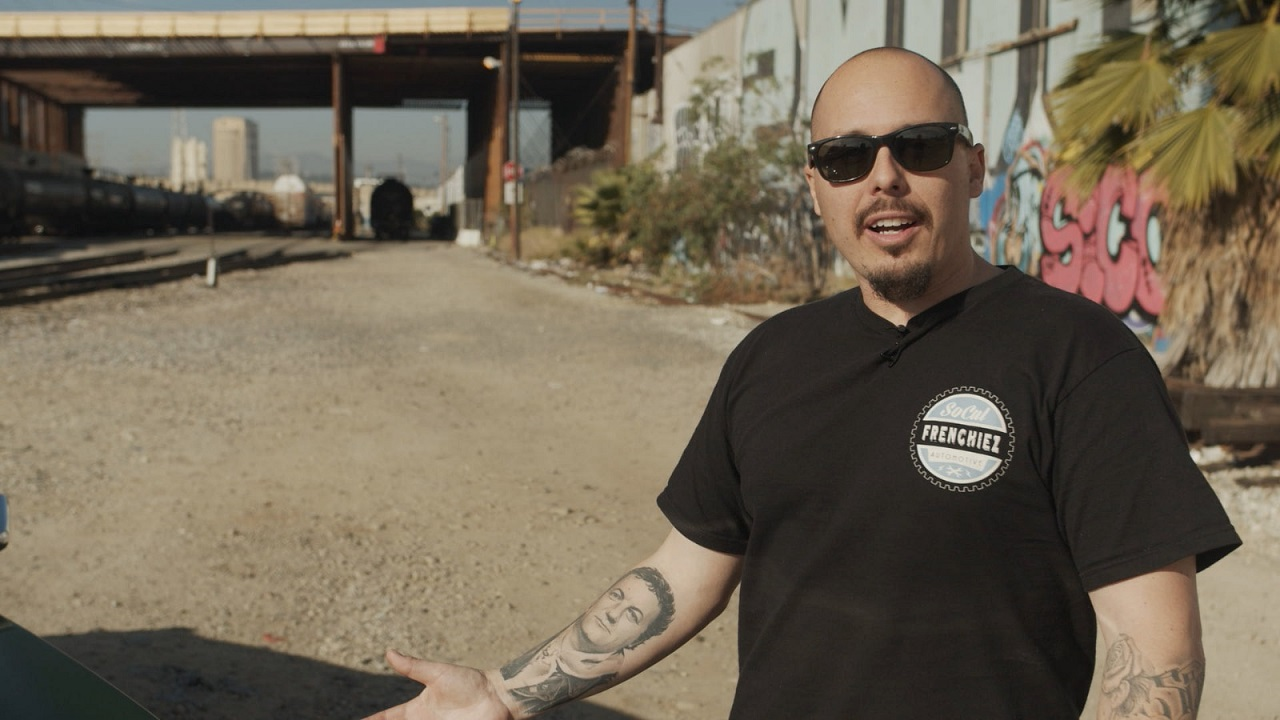 #Petrolhead : Charly Bompas de SoCal Frenchiez ! 1