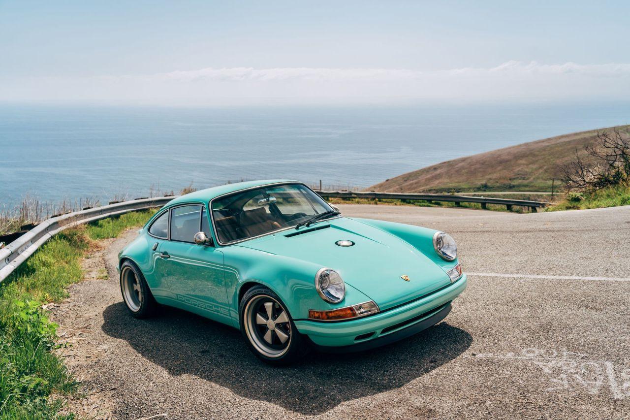 Porsche 911 by Singer - Des patates et du beurre... 7