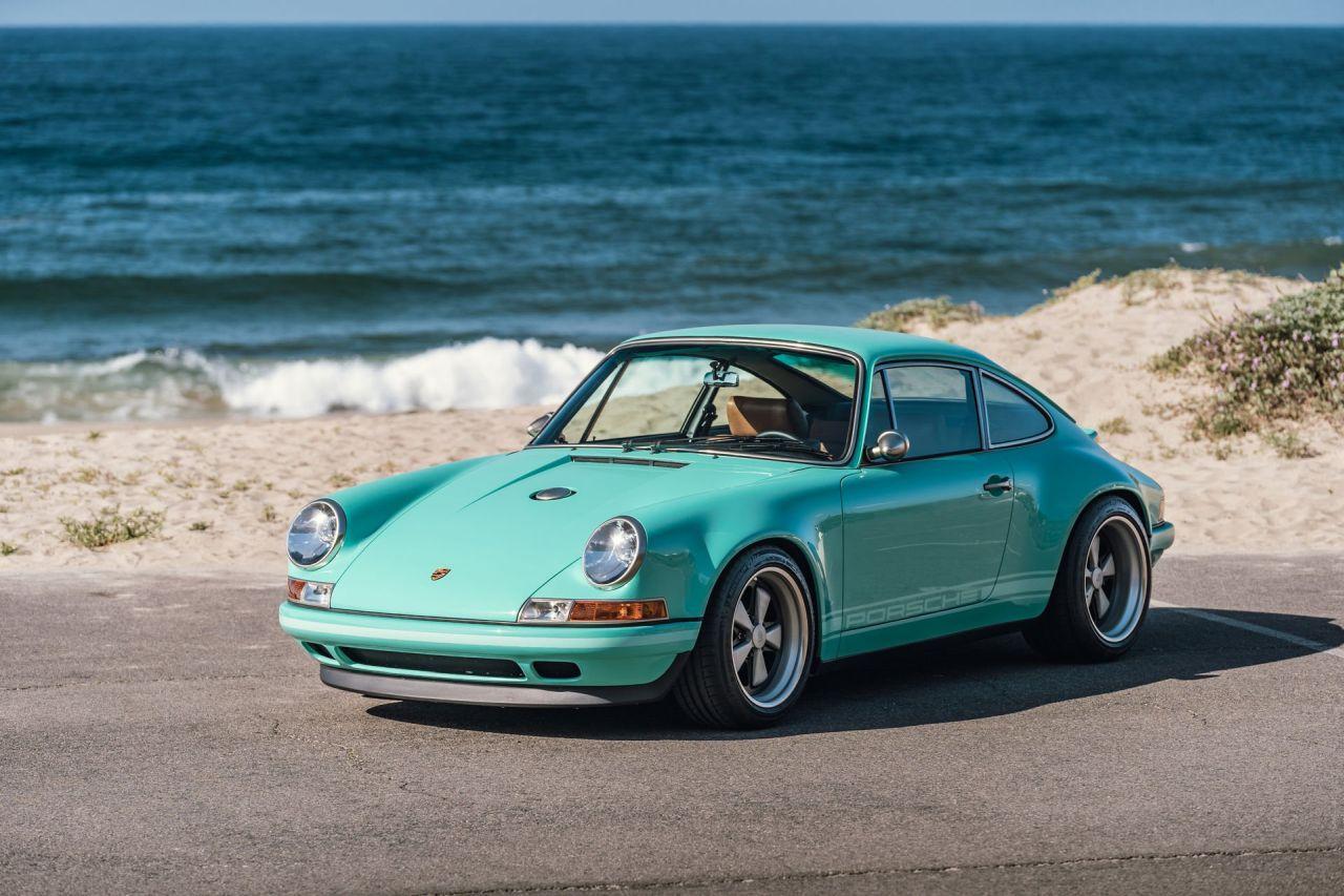 Porsche 911 by Singer - Des patates et du beurre... 6
