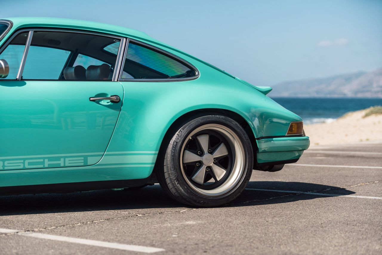 Porsche 911 by Singer - Des patates et du beurre... 15