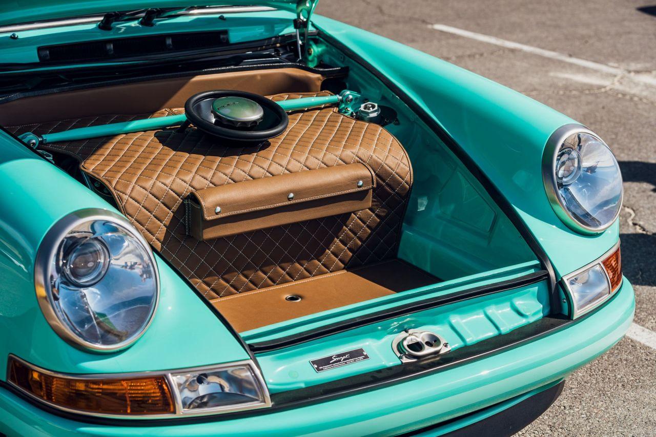 Porsche 911 by Singer - Des patates et du beurre... 10