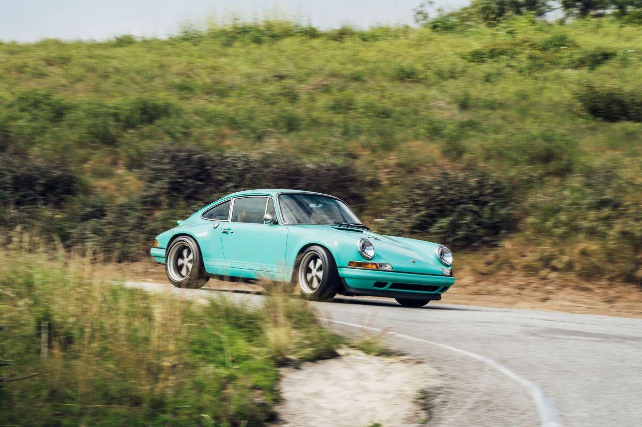 Porsche 911 by Singer - Des patates et du beurre... 2
