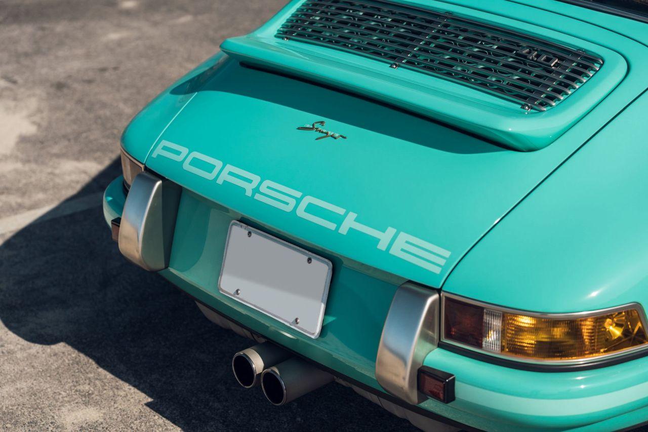 Porsche 911 by Singer - Des patates et du beurre... 4