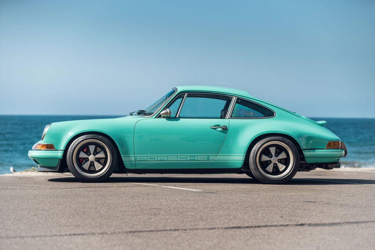 Porsche 911 by Singer - Des patates et du beurre... 8