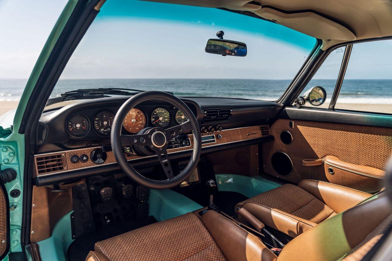 Porsche 911 by Singer - Des patates et du beurre... 12