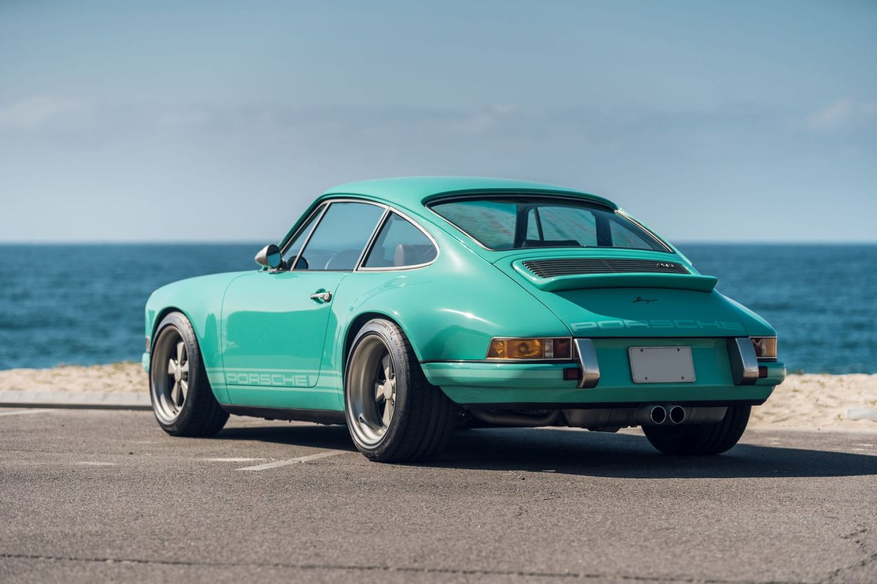 Porsche 911 by Singer - Des patates et du beurre... 1