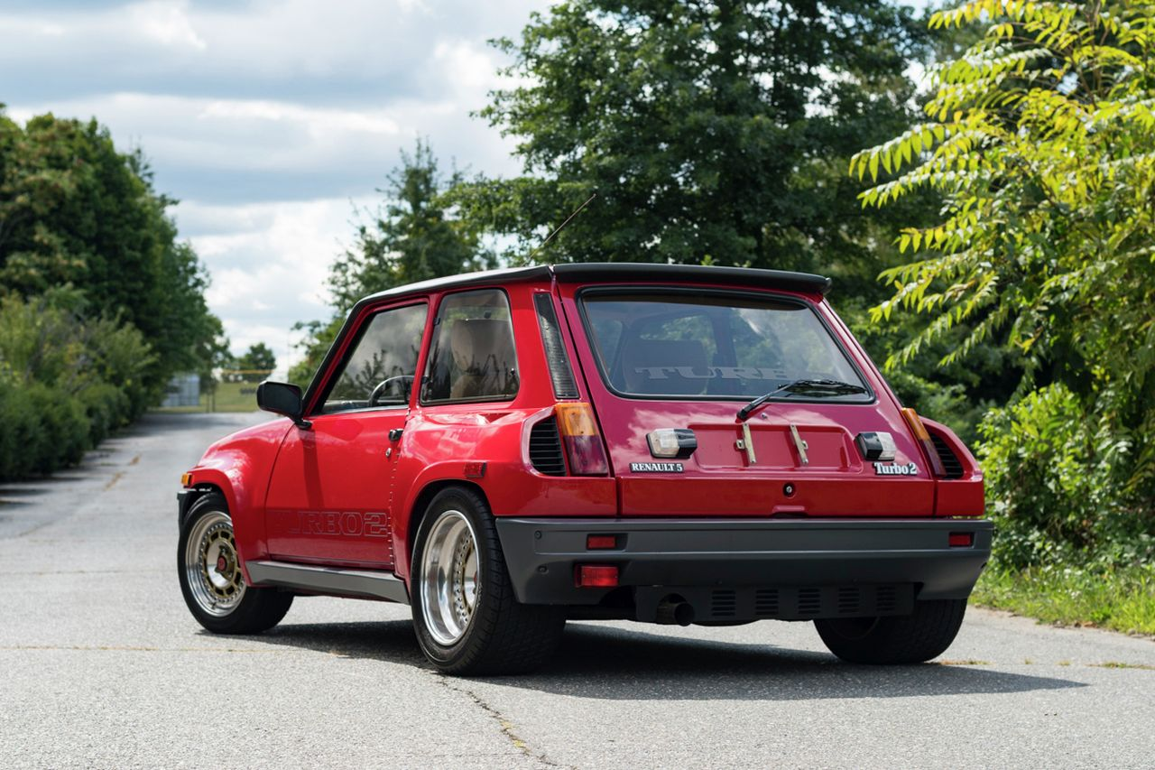 Renault 5 Turbo 2 - C'était mieux avant ? 44