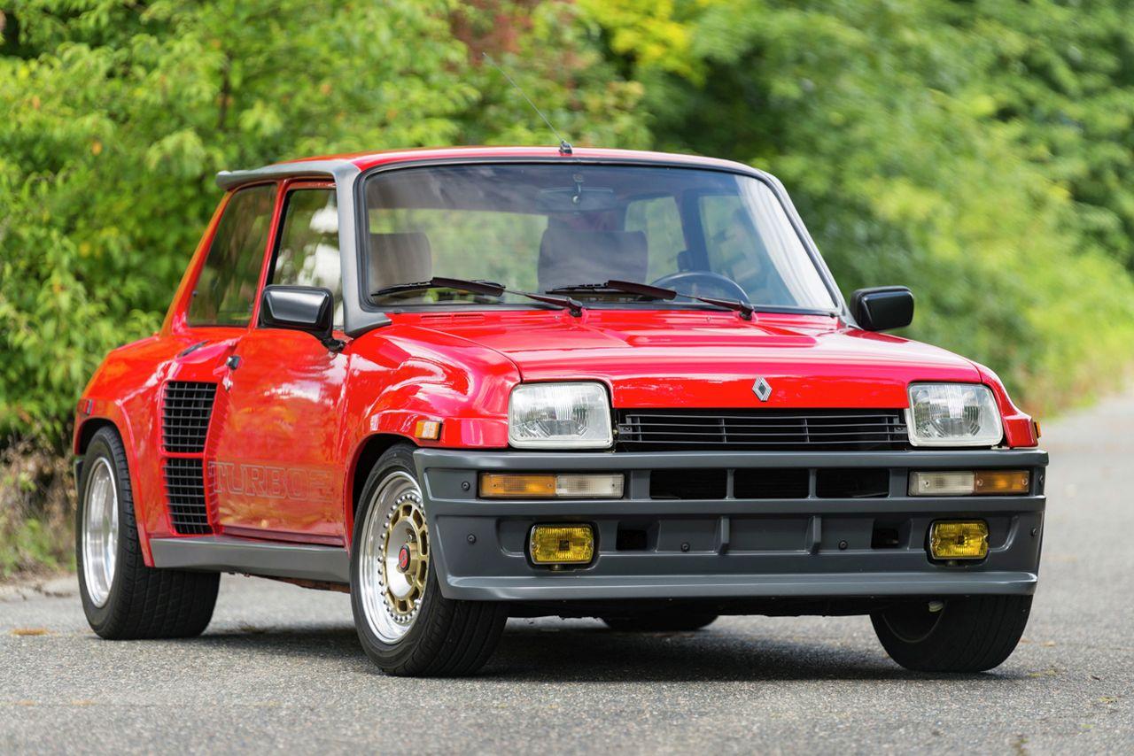 Renault 5 Turbo 2 - C'était mieux avant ? 54