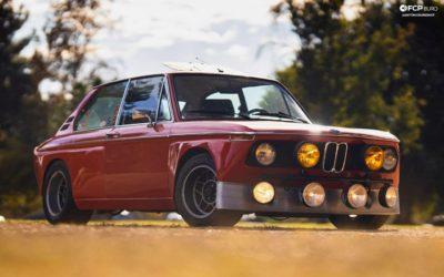 '71 BMW 2002 Tii Touring en S14… Oulàààààà !