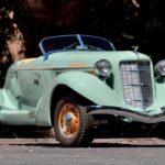 Auburn 851 SC Boattail Speedster de 1935 - Avec un nom pareil...