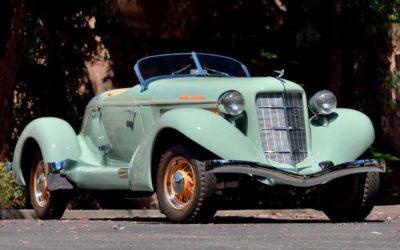 Auburn 851 SC Boattail Speedster de 1935 – Avec un nom pareil…