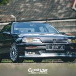 Slammed '93 Peugeot 605 SRi - N'écoute jamais les autres !