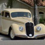 '38 Alfa Romeo Custom Coupé - Hot Rod à l'Italienne...