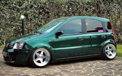 #Stance Discount – Buccaccio Gang #1 – Fiat Panda