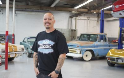 #Petrolhead : Charly Bompas de SoCal Frenchiez !
