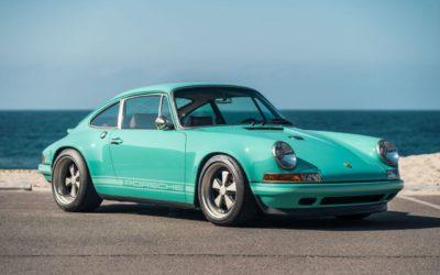 Porsche 911 by Singer – Des patates et du beurre…