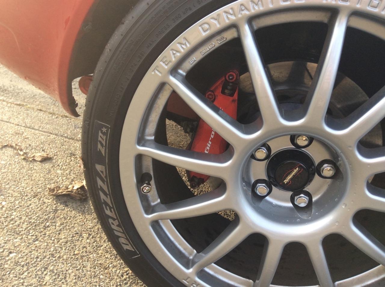 '81 Alfa GTV6 - Alfetta pas semblant ! 11