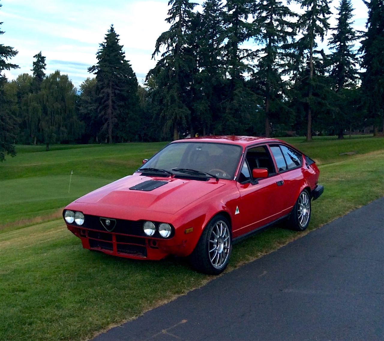 '81 Alfa GTV6 - Alfetta pas semblant ! 7